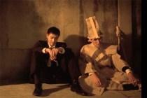Jang Dong-gun et Yu Oh-seong dans Friend (2001)