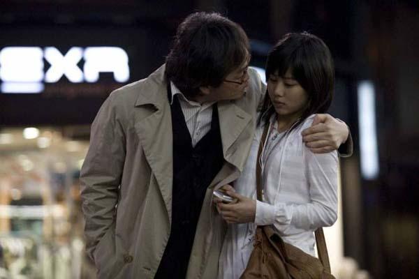 Lee Ah-jin dans A Light Sleep (2008)