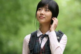Lee Ah-jin dans A Light Sleep (2008)