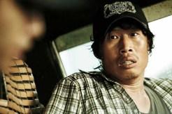 Yoo Hae-jin dans Truck (2008)