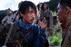 Jo Woo-jin dans The Battle: Roar to Victory (2019)