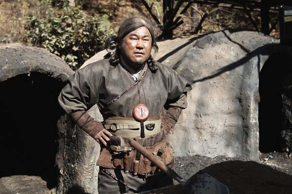 Ko Chang-seok dans The Grand Heist (2012)