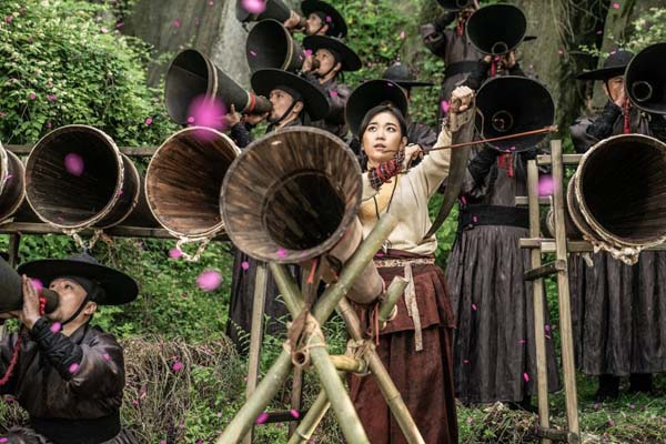Kim Seul-gi dans Jesters: The Game Changers (2019)