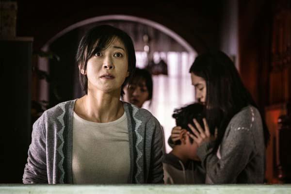 Jang Young-nam dans Metamorphosis (2019)