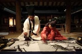 Kim Young-ho et Kim Min-sun dans Portrait of a Beauty (2008)