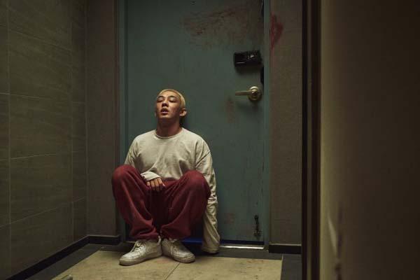 Yoo Ah-in dans #Alive (2020)
