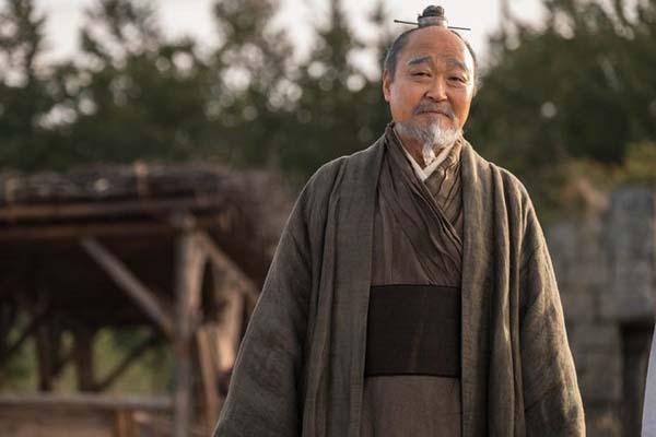 Jang Gwang dans The Great Battle (2018)