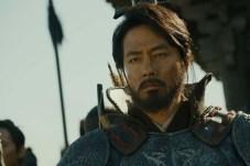 Jo In-sung dans The Great Battle (2018)