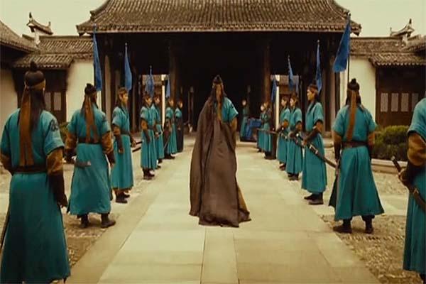 Jung Woo-sung dans The Restless (2006)