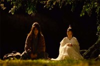 Jung Woo-sung et Kim Tae-hee dans The Restless (2006)