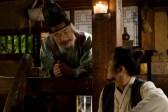 Oh Dal-su et Kim Joo-hyuk dans The Servant (2010)