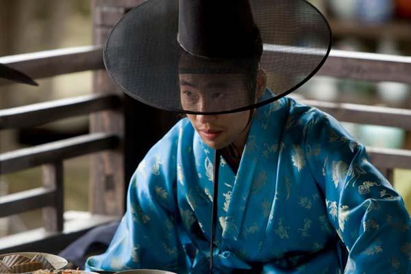 Ryoo Seung-bum dans The Servant (2010)