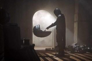 Pedro Pascal dans The Mandalorian (2019)