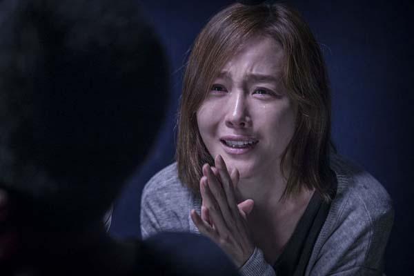 Uhm Ji-won dans Missing Woman (2016)