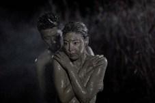 Yoon Kye-sang et Kim Gyu-ri dans Poongsan (2011)