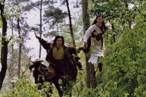 Lee Seo-jin et Yoon So-yi dans Shadowless Sword (2005)