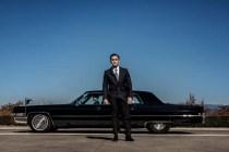 Lee Byung-hun dans The Man Standing Next (2020)