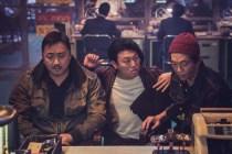 Ma Dong-seok, Kim Min-jae et Park Ji-hwan dans Unstoppable (2018)