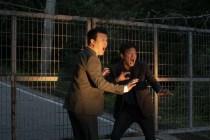 Kim Min-jae et Park Ji-hwan dans Unstoppable (2018)
