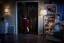 Heo Yool dans The Closet (2020)