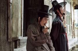 Oh Dal-su et Han Suk-kyu dans Forbidden Quest (2006)