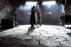 Lee Beom-soo et Han Suk-kyu dans Forbidden Quest (2006)