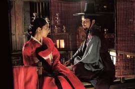 Kim Min-jung et Han Suk-kyu dans Forbidden Quest (2006)