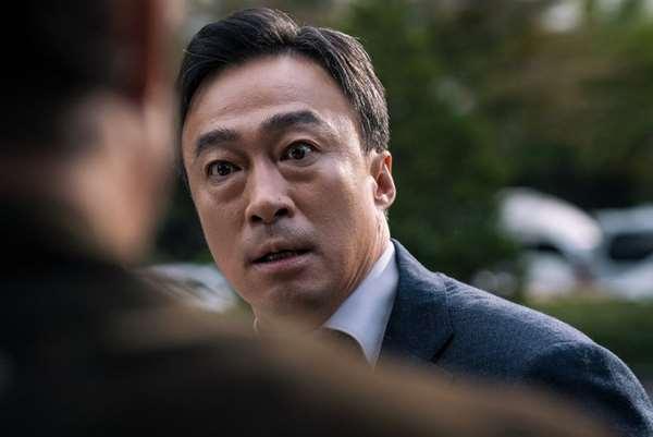 Lee Sung-min de The Witness (2018)