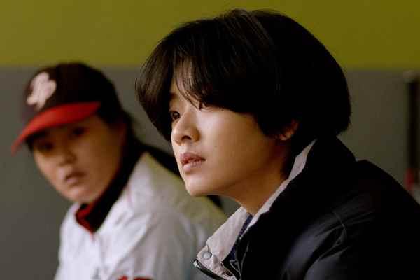 Lee Joo-young dans Baseball Girl (2019)