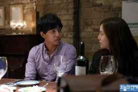 Lee Seung-gi et Moon Chae-won dans Love Forecast (2015)