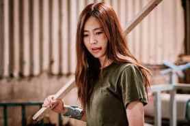 Han Chae-ah dans Part-Time Spy (2017)
