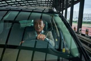 Jo Woo-jin dans Hard Hit (2021)