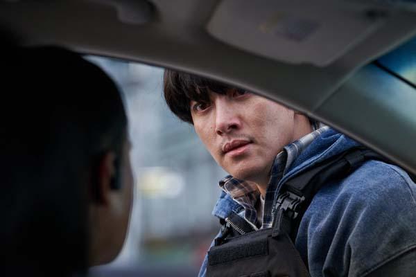 Ji Chang-wook dans Hard Hit (2021)
